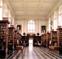 Wren Library, Trinity Small