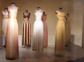 マダム・グレのドレス