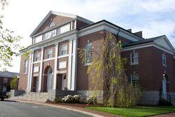 Cary Hall 0081