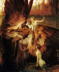 Draper_Herbert_James_Mourning_for_Icarus